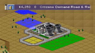 Screenshot Thumbnail / Media File 1 for Sim City 2000 [NTSC-U]